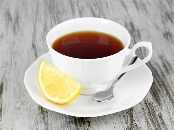 lợi ích của trà chanh với sức khỏe