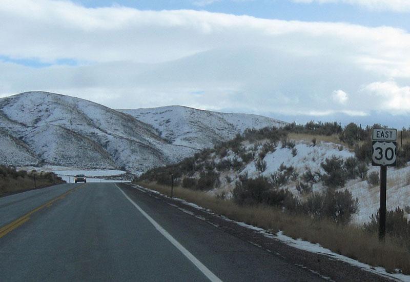 7. U.S. Route 30 (Mỹ). Tổng chiều dài: 5.414 km.