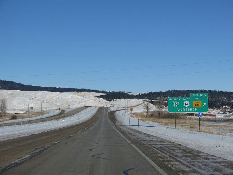 9. Xa lộ Liên tiểu bang 90 (Mỹ). Tổng chiều dài: 4.987 km.