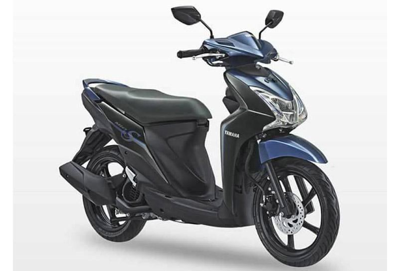 Xe ga mới Yamaha Mio S 125 lên kệ, giá hơn 26 triệu đồng. Yamaha Indonesia vừa chính thức phát hành mẫu xe tay ga mới Mio S 125 2018 ra thị trường nước này với nhiều cập nhật. (CHI TIẾT)