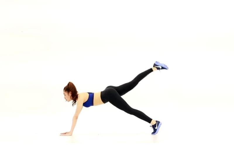 Bài tập giúp bắp chân thon gọn.