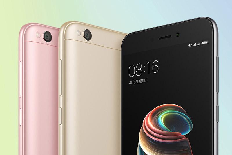 Xiaomi Redmi 5A - 5