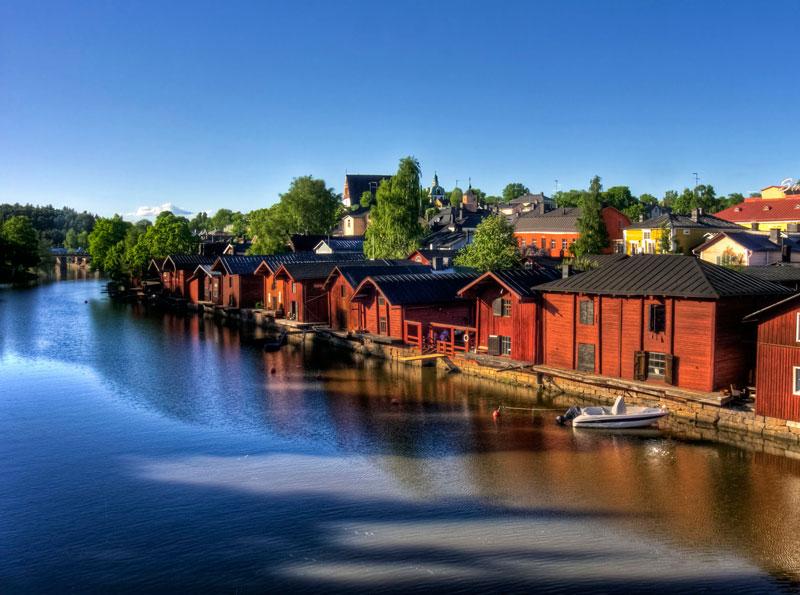 1. Phần Lan. Chỉ số EPI: 90,68.