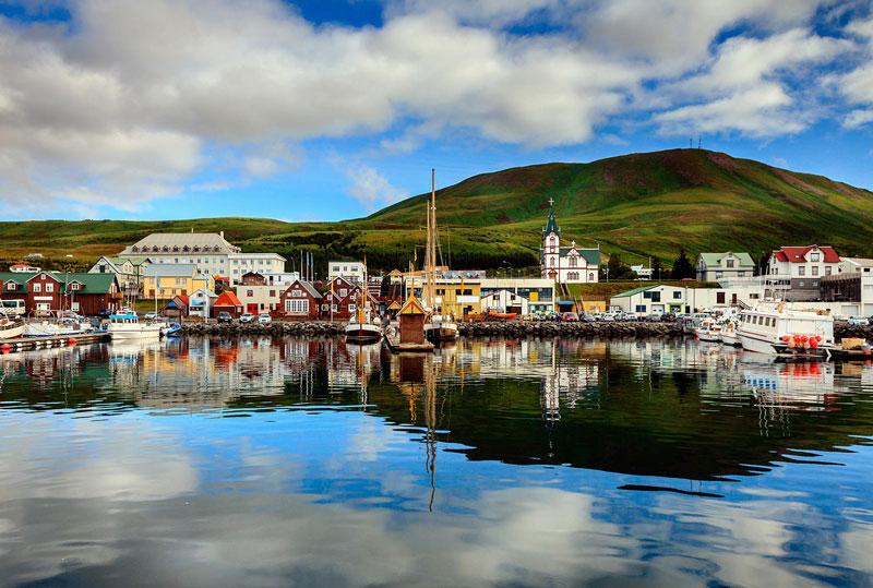 2. Iceland. Chỉ số EPI: 90,51.