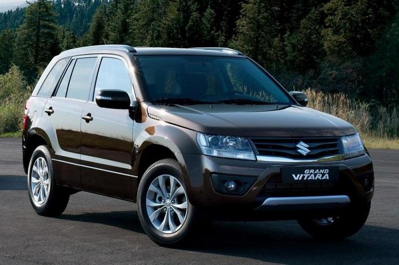 3. Suzuki Grand Vitara (doanh số: 56 chiếc).