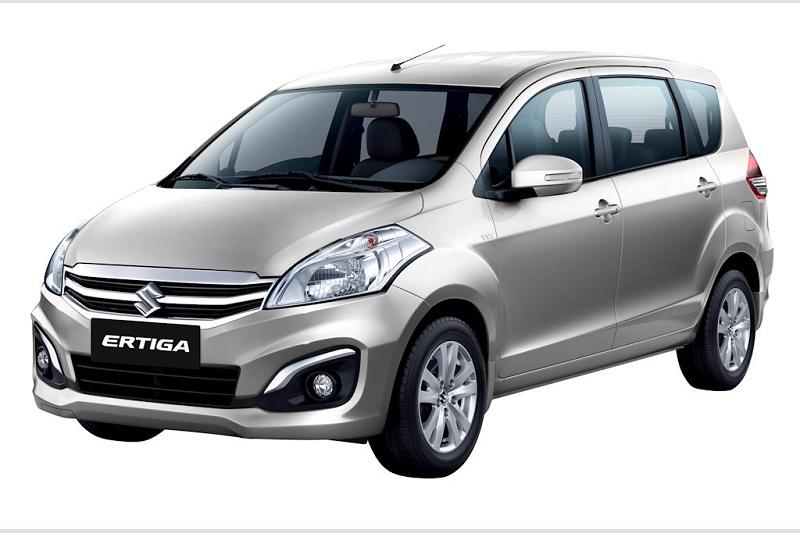 6. Suzuki Ertiga (doanh số: 178 chiếc).