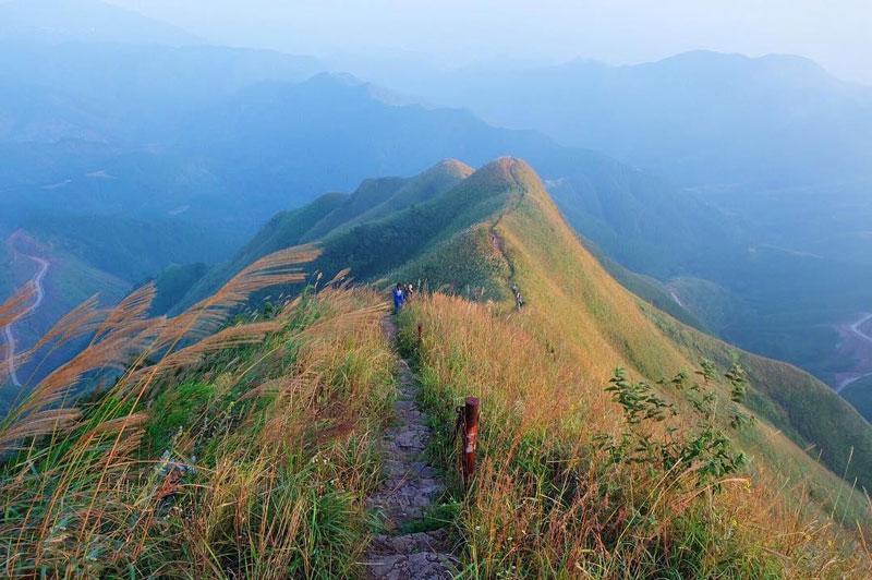 Bình Liêu là một huyện nằm ở phía Đông Bắc tỉnh Quảng Ninh. Ảnh: Kimi1604.