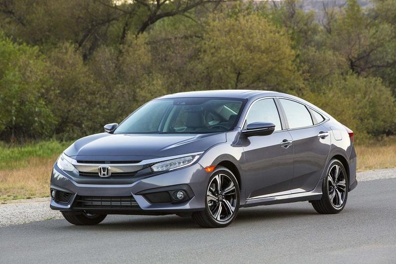 2. Honda Civic (doanh số: 537.763 chiếc).