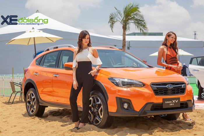 Subaru XV hoàn toàn mới sắp ra mắt Việt Nam, giá hơn 1,5 tỉ đồng. Mẫu crossover năng động Subaru XV hoàn toàn mới sẽ được Motor Image ra mắt tại triển lãm VIMS 2017 sắp diễn ra ở TP.HCM. (CHI TIẾT)