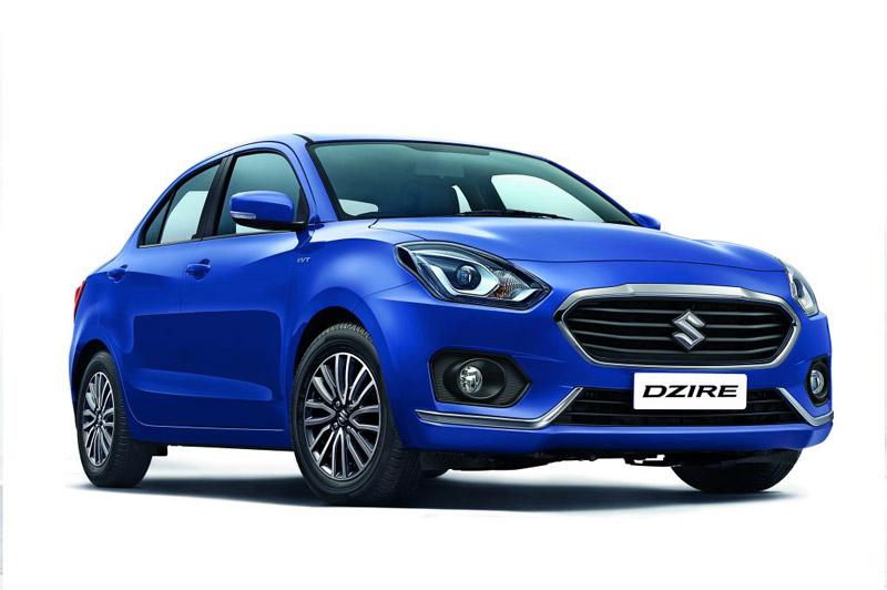 Giá bán của Suzuki Dzire 2017 tại Ấn Độ dao động từ 545.000-941.000 Rupee (tương đương 189,92-327,91 triệu đồng).