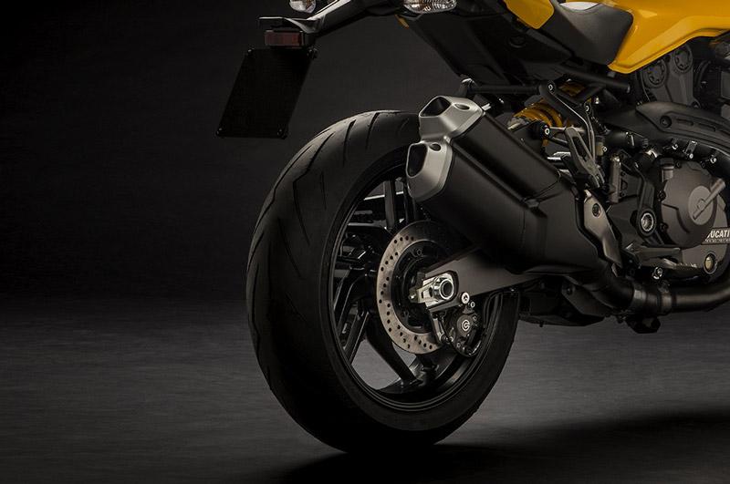 Ducati Monster 821 2018 - 10