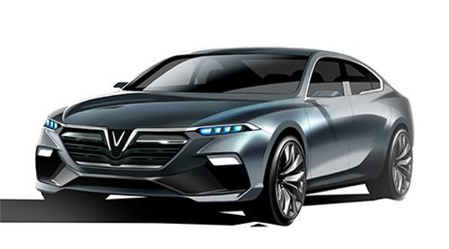 """Lộ diện 2 mẫu xe VinFast có thể được chọn làm ô tô 'made in Vietnam'. 2 mẫu xe ô tô được người dùng Việt yêu thích nhất sẽ là cơ sở tham chiếu để VinFast """"chốt"""" mẫu sản xuất xe"""