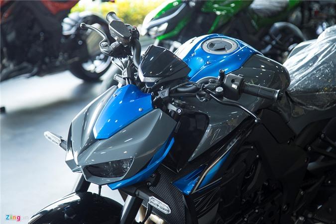 Loat moto Kawasaki phien ban 2018 ve Viet Nam hinh anh 6