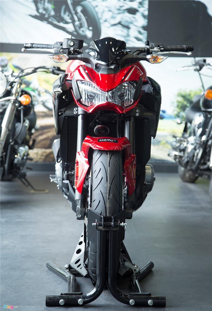Loat moto Kawasaki phien ban 2018 ve Viet Nam hinh anh 8