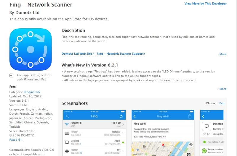 Cách kiểm tra ai đang dùng trộm Wi-Fi qua iOS. Việc người khác dùng trộm Wi-Fi khiến mạng trở nên chậm, giật, lag... Nhưng nhiều người không biết cách phát hiện như thế nào. Bài viết sau đây sẽ hướng dẫn kiểm tra ai đang dùng trộm Wi-Fi nhà bạn thông qua iOS. (CHI TIẾT)