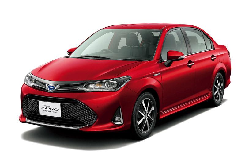 Toyota ra mắt xe Corolla Axio 2018 giá từ 305 triệu đồng. Phiên bản Corolla dành cho thị trường nội địa quê nhà có thiết kế và trang thiết bị tối ưu cho thói quen sử dụng của dân địa phương. (CHI TIẾT)