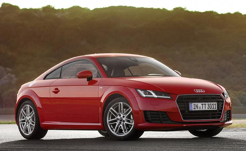 Audi Việt Nam sẽ giới thiệu Q3 và TT bản đặc biệt tại VIMS 2017. Tại Vietnam International Motor Show 2017, Audi Việt Nam sẽ giới thiệu ra thị trường phiên bản đặc biệt của mẫu SUV cỡ nhỏ Q3 và mẫu xe thể thao TT. (CHI TIẾT)