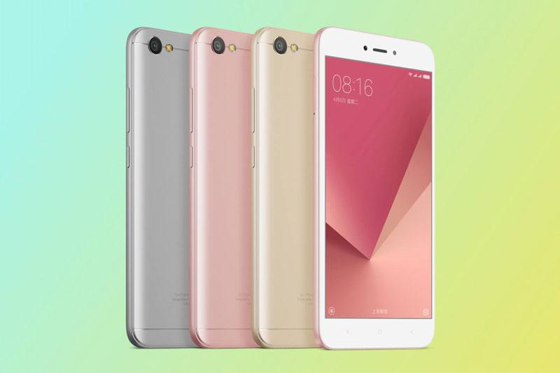 Xiaomi Redmi Note 5A (3,29 triệu đồng).
