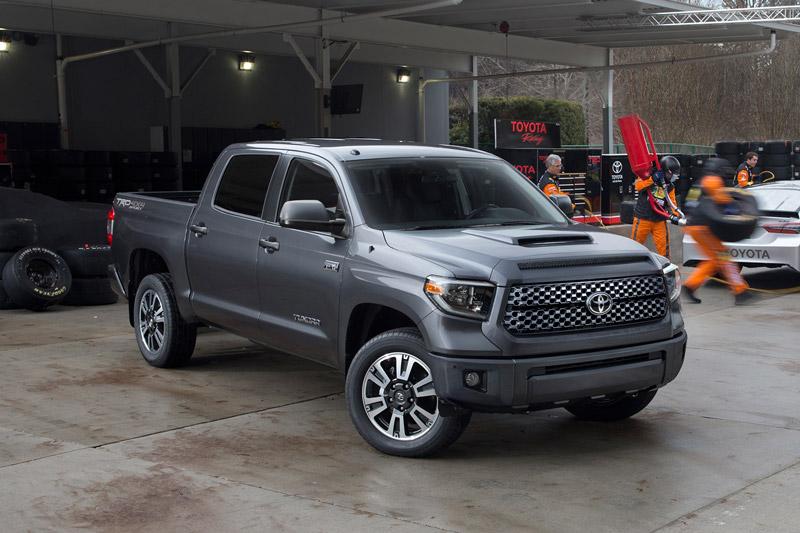 2. Toyota Tundra 2018.