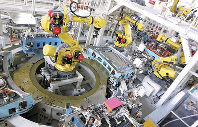 Nhà máy Nissan Shatai.