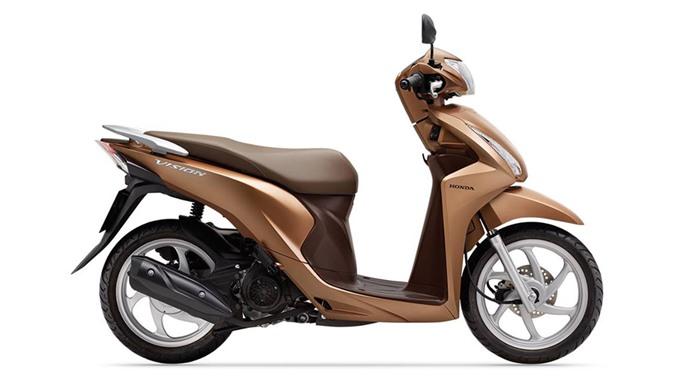 Chiếm thị phần lớn nhất trong lĩnh vực xe máy vẫn là Honda Việt Nam.