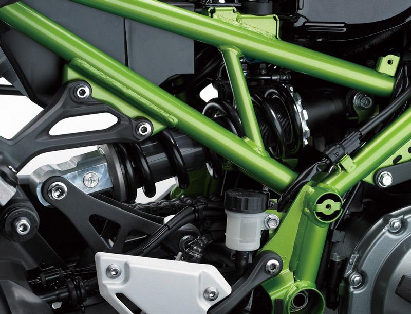 Kawasaki Z900 2018 - 7