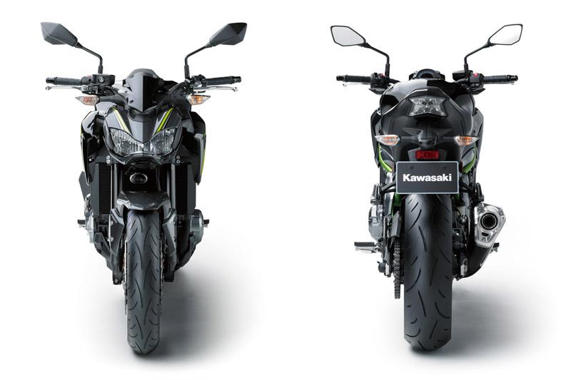 Kawasaki Z900 2018 - 2
