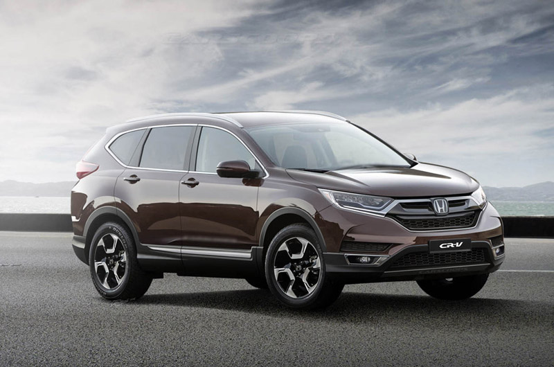 Honda CR-V 7 chỗ sẽ có giá bao nhiêu nếu không bị đánh thuế? Honda CR-V 7 chỗ sẽ được ra mắt thị trường Việt vào ngày 13/11 tới đây. Nhiều người hy vọng chiếc xe này sẽ có giá bán mềm nhờ hưởng thuế nhập khẩu 0%. (CHI TIẾT)