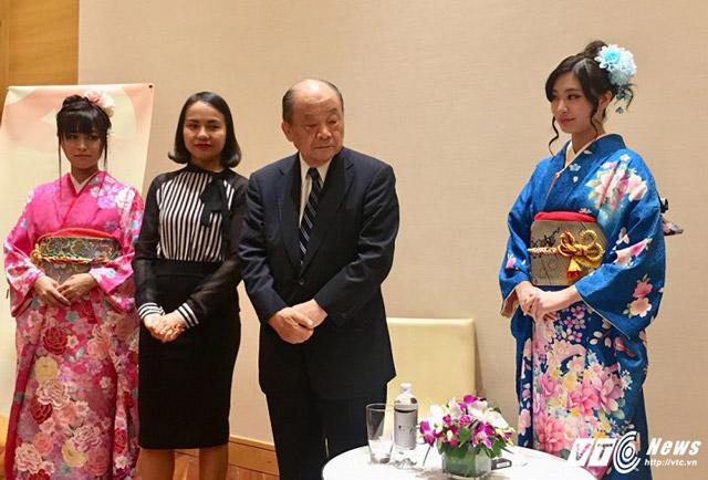 Ông Hikonobu ISE - Chủ tịch Tập đoàn ISE Foods.