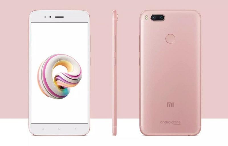 Xiaomi Mi A1 dẫn đầu bảng giá trong tháng 10 này.