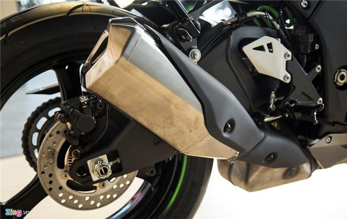 Chi tiet sieu moto Kawasaki ZX-10R gia 549 trieu dong tai VN hinh anh 6