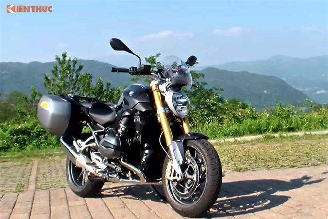 Môtô BMW R1200R giảm giá hơn 200 triệu tại Việt Nam. BMW Motorrad Việt Nam vừa tung ra mức giảm giá gây