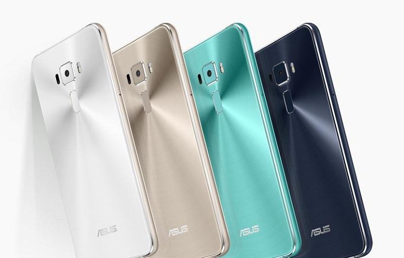 Zenfone 3 ZE552KL tiếp tục dẫn đầu bảng giá điện thoại Asus trong tháng này