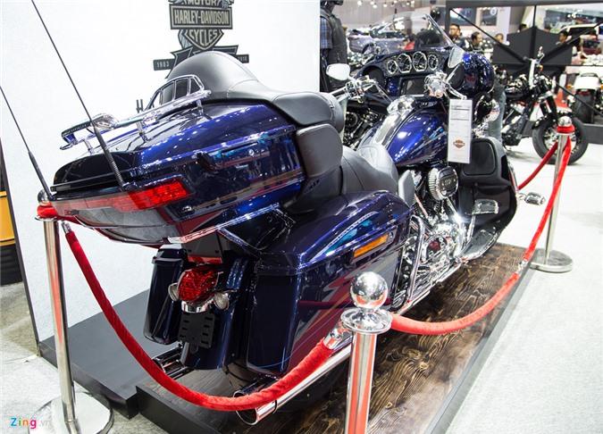 Harley-Davidson ban dac biet dat nhat Viet Nam gia 2,3 ty dong hinh anh 3