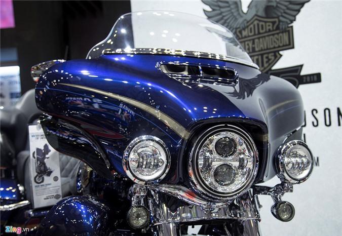 Harley-Davidson ban dac biet dat nhat Viet Nam gia 2,3 ty dong hinh anh 6