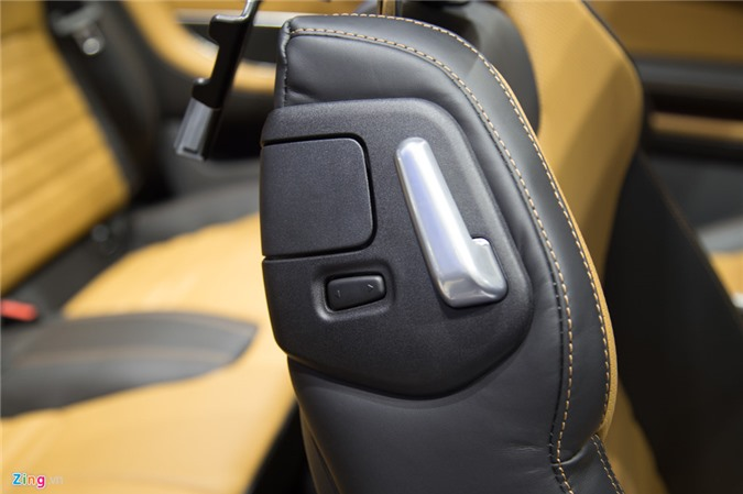 Range Rover Evoque mui tran gia tu 3,5 ty dong tai Viet Nam hinh anh 11