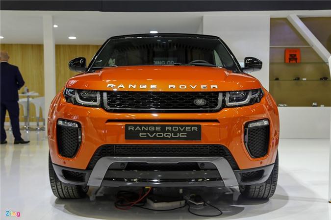 Range Rover Evoque mui tran gia tu 3,5 ty dong tai Viet Nam hinh anh 2