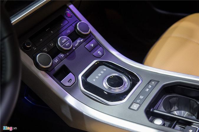 Range Rover Evoque mui tran gia tu 3,5 ty dong tai Viet Nam hinh anh 8