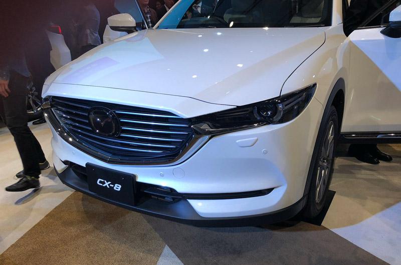 Mazda CX-8 - 6