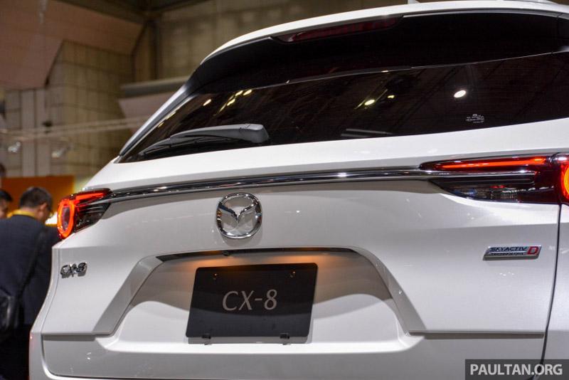 Mazda CX-8 - 7
