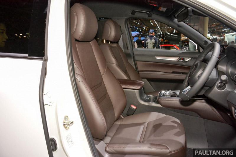 Mazda CX-8 - 9
