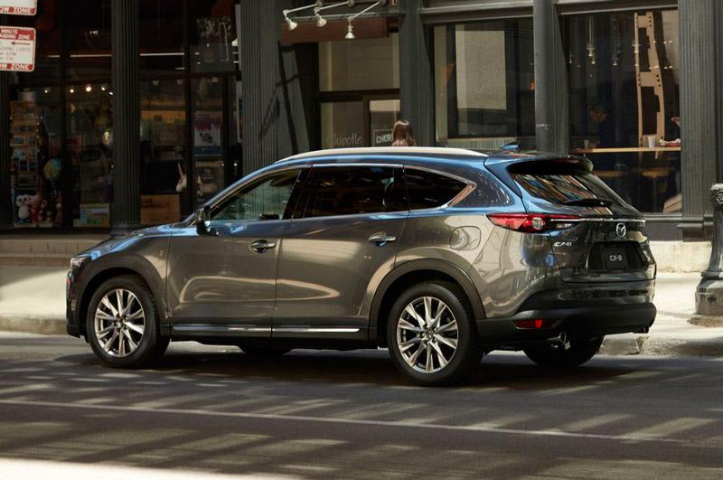Mazda CX-8 - 3