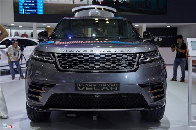 Range Rover Velar - SUV hang sang Anh quoc gia 4,9 ty dong hinh anh 2