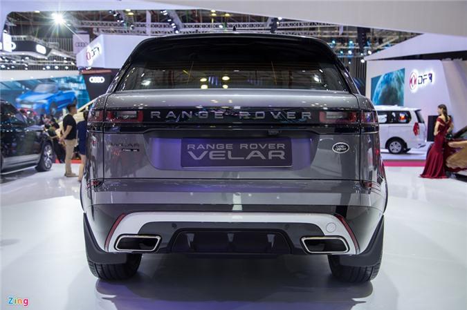 Range Rover Velar - SUV hang sang Anh quoc gia 4,9 ty dong hinh anh 6