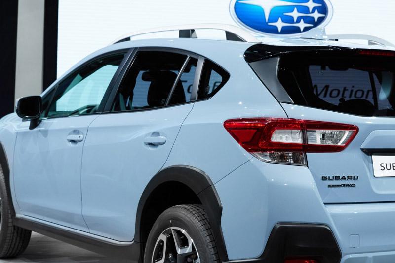 Subaru XV 2018 - 8