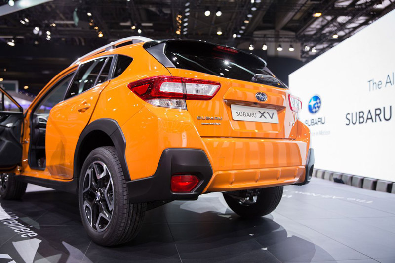 Subaru XV 2018 - 9