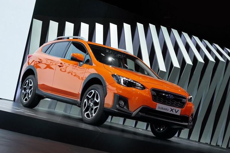 Subaru XV sở hữu số đo 4.520x1.920x1.570 mm, chiều dài cơ sở 2.670 mm.
