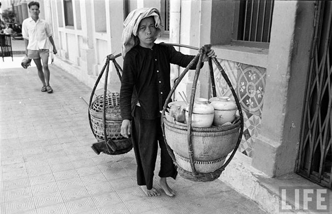 The gioi muon mau cua hang rong Sai Gon nam 1950 (1)-Hinh-6
