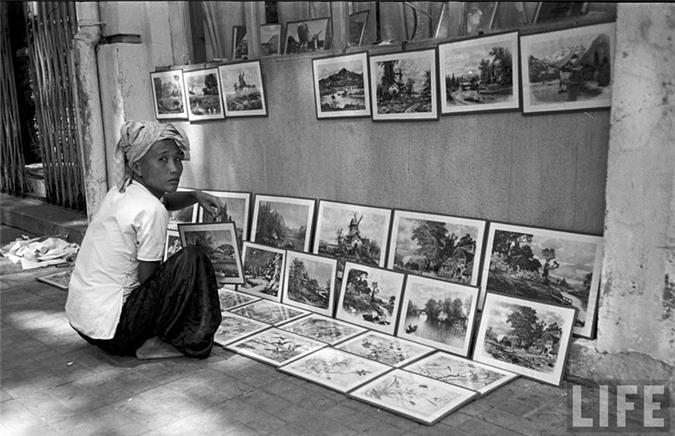 The gioi muon mau cua hang rong Sai Gon nam 1950 (1)-Hinh-9