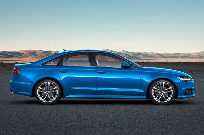 5. Audi A6 2018.